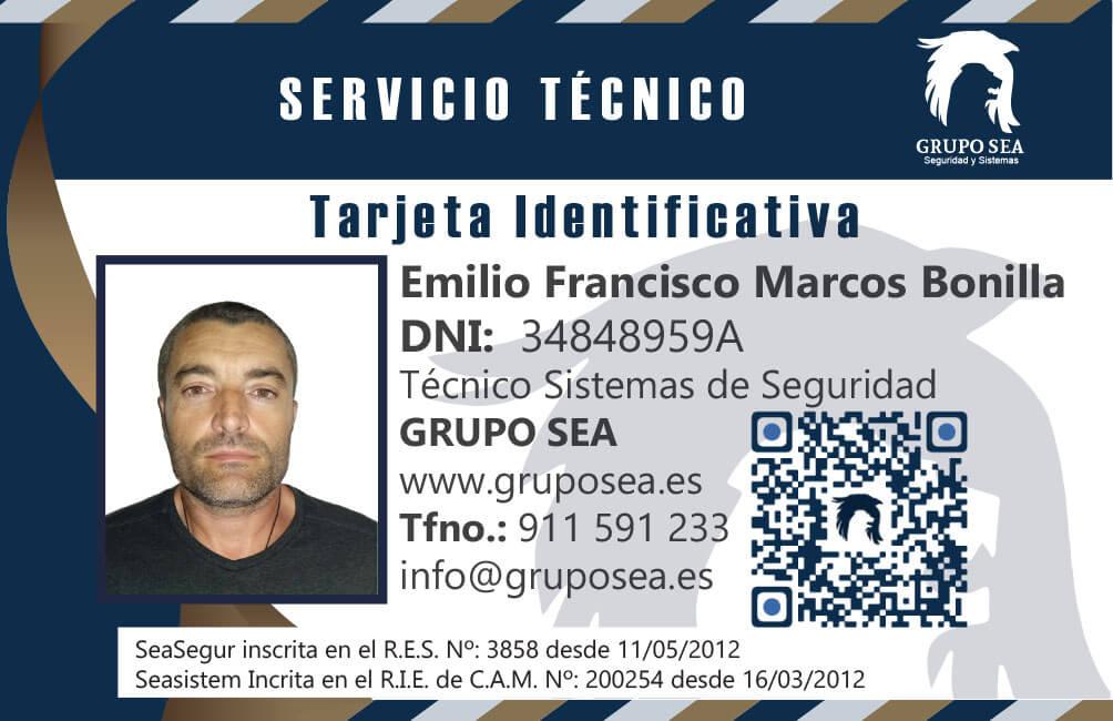 Técnico en sistemas de seguridad