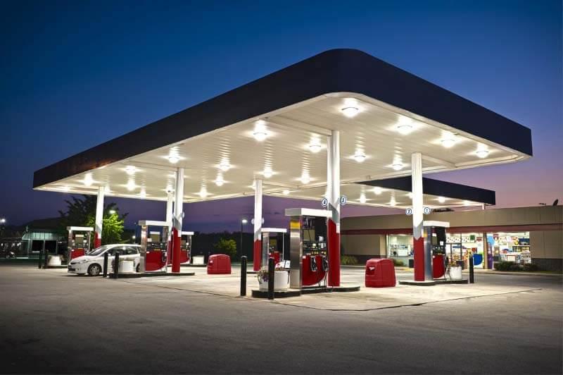 Sistemas de Seguridad para Gasolineras