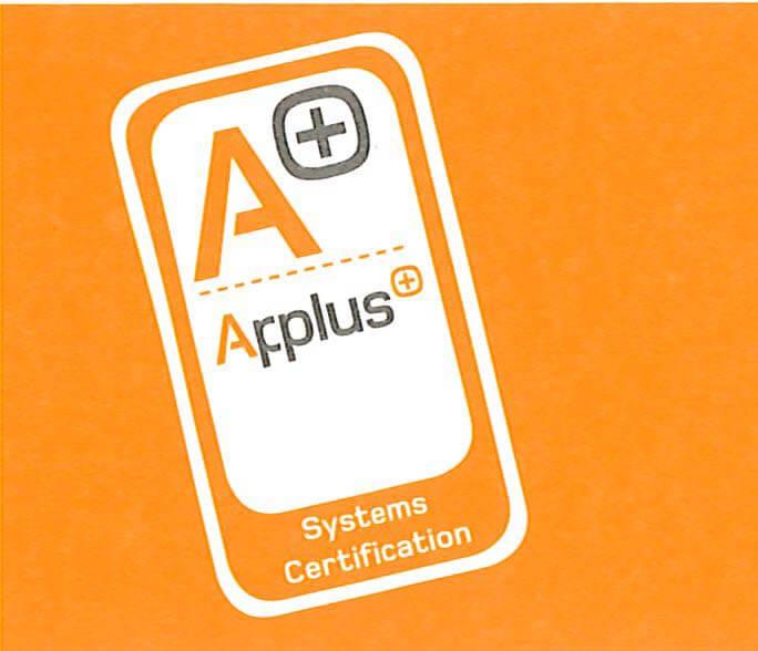 certificado de calidad Applus