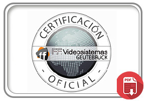 F F VIDEOSISTEMAS GEUTEBÜCK ESPAÑA