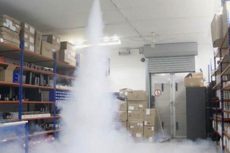 Generadores de Niebla