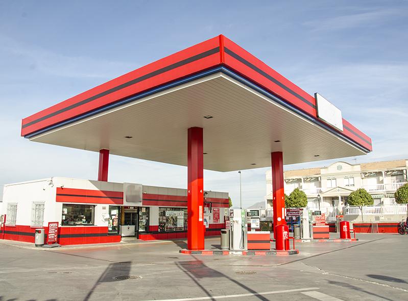 Sistemas de Seguridad grado 3 Estación de Servicios Gasolinera
