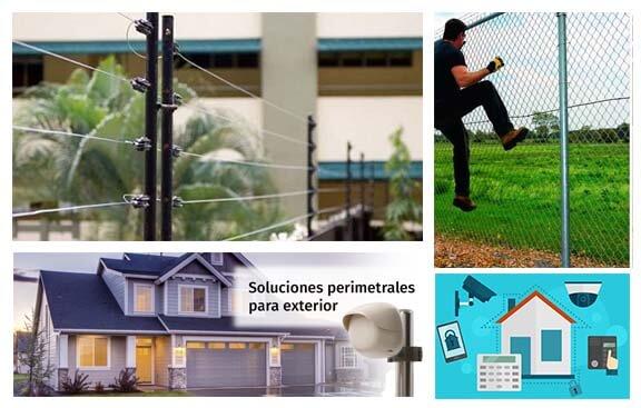sistema perimetrales de seguridad