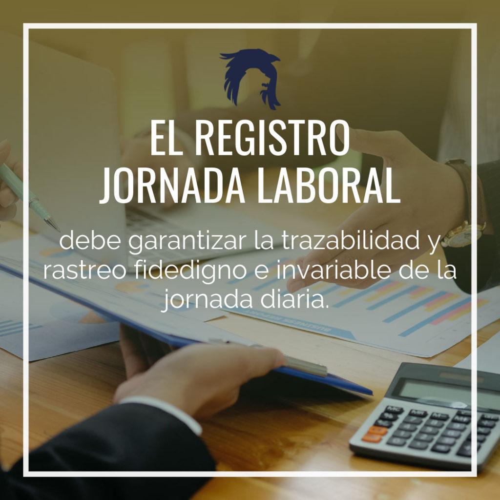 dudas registro laboral