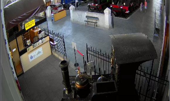 videovigilancia museo