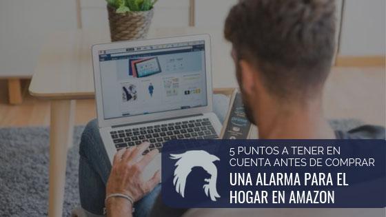 alarma hogar amazon