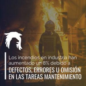 Incendios en Industrias por falta de mantenimiento