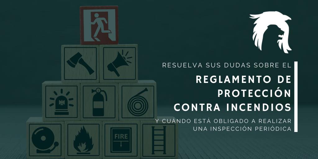 Reglamento de proteccion contra incendios